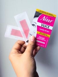 Nair Wax Ready Strips